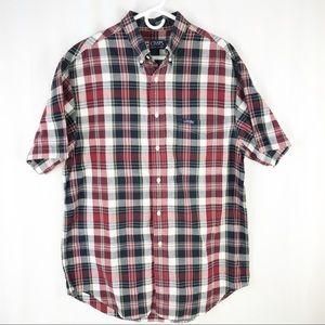 Men's Chaps Ralph Lauren Button Down Shirt M